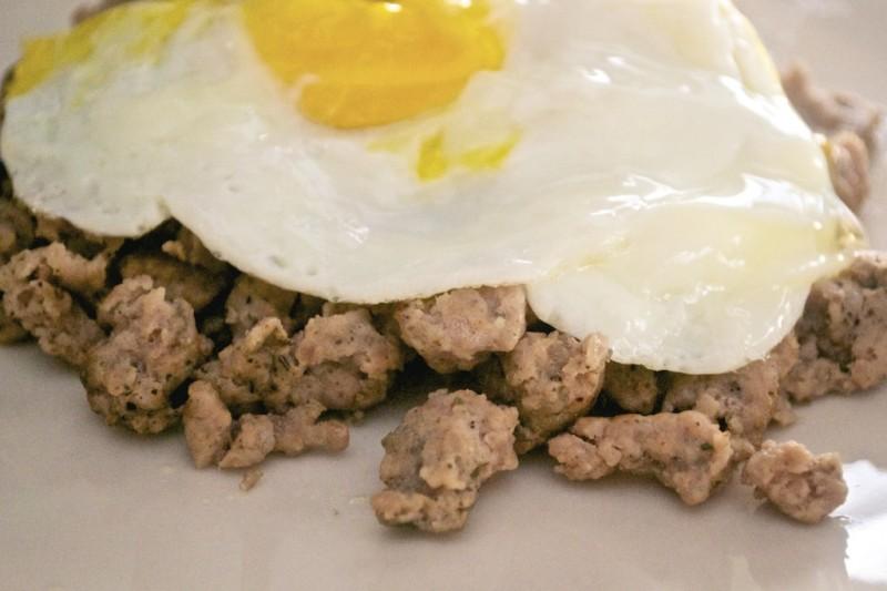 Paleo Loose Breakfast Sausage