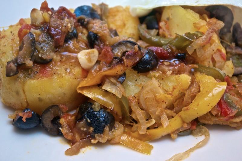 Spanish Style Breakfast Casserole