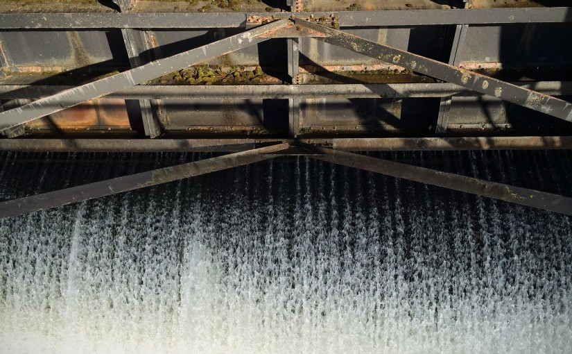 Rushing Spillway