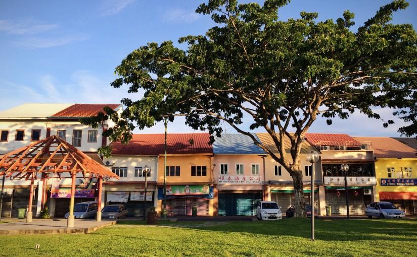 Kuching Storefronts